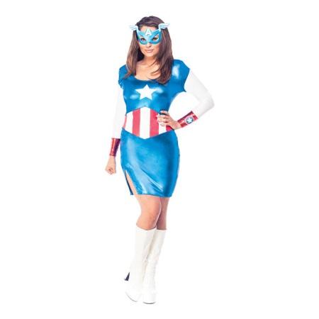 Kvinnlig superhjälte